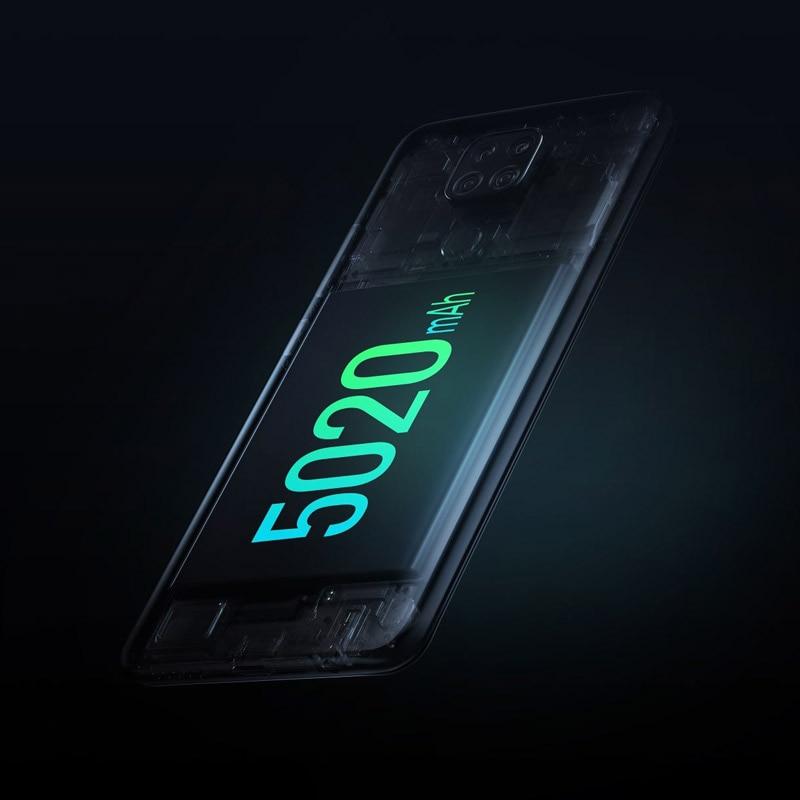 Xiaomi Redmi 10X/Redmi note 9 Global ROM Mobile Phone MTK Helio G85 48MP Quad Camera 5020mAh enlarge