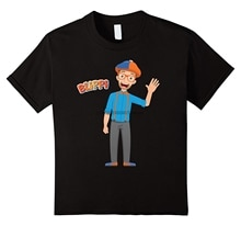 Dibujos Animados poznajemy cyferki camiseta