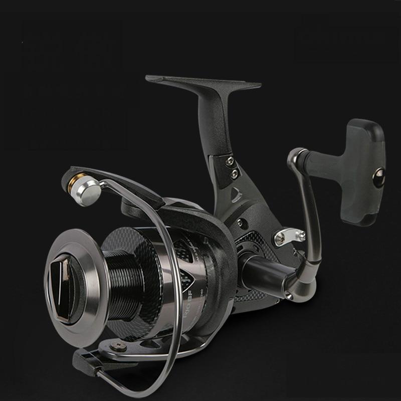 30s 40s 55s Spinning Fishing Reel 8KG Max Drag 5.0:1 Gear Ratio Freshwater Saltwater Rock Fishing Coil Trolling Wheel De Pesca