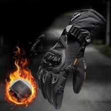 SUOMY moto rcycle rękawice 100% wodoodporne wiatroszczelne zimowe ciepłe Guantes rękawice motocyklowe ekran dotykowy Moto siklet Eldiveni ochronne