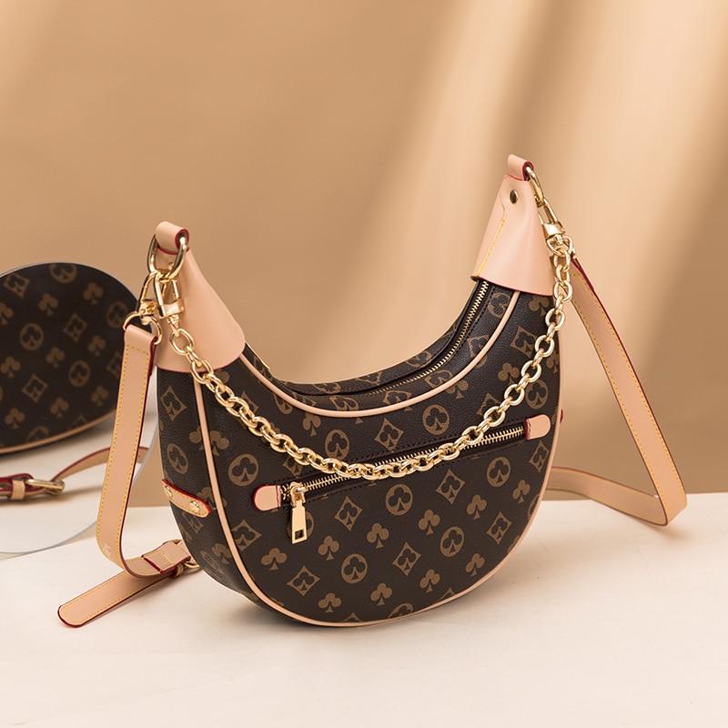 bag pitti bag New Fashion Underarm Bag Baguette Bag Female Bag Shoulder Bag Women's Bag Messenger Bag Women's Handbag Designer Bag