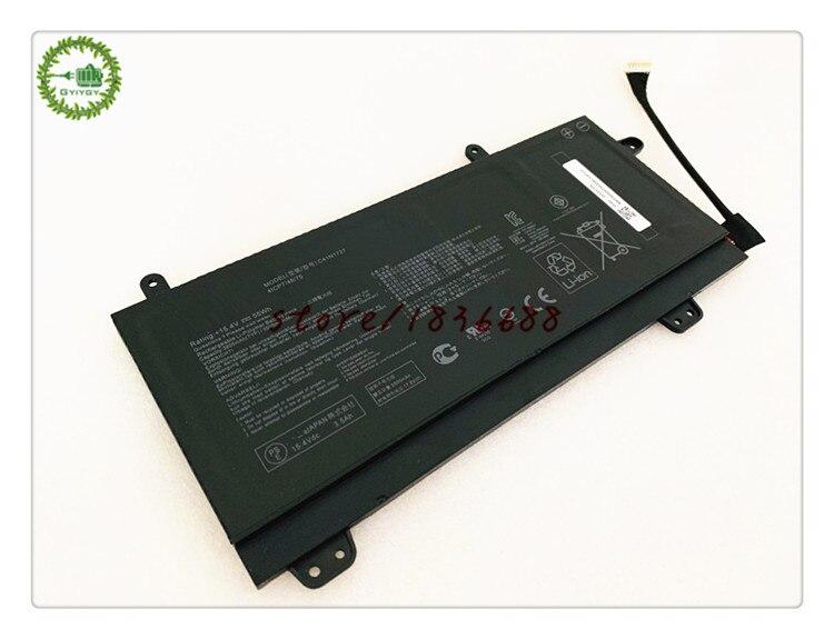 GYIYGY 15,4 V 55Wh 3.5Ah C41N1727 Аккумулятор для ноутбука ASUS Zephyrus M GM501G GM501GS 0B200-02900000