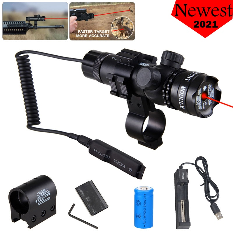 4x20 3in1 hunting rifle optic scope with red dot laser sight tactical crossbow riflescope 11mm rail mount for airsoft 22 caliber Tactical Hunting Laser Pointer Sight Green/Red Dot Rifle Mount Compact Scope Airsoft Sport Rail & Barrel Pressure Switch Mount