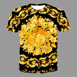 Retro Fashion Summer Men T-Shirt Tops 2021 Sell Well Ethnic Style Printed Short Sleeve Classic O-Neck Quick Dry Male Tee Shirt
