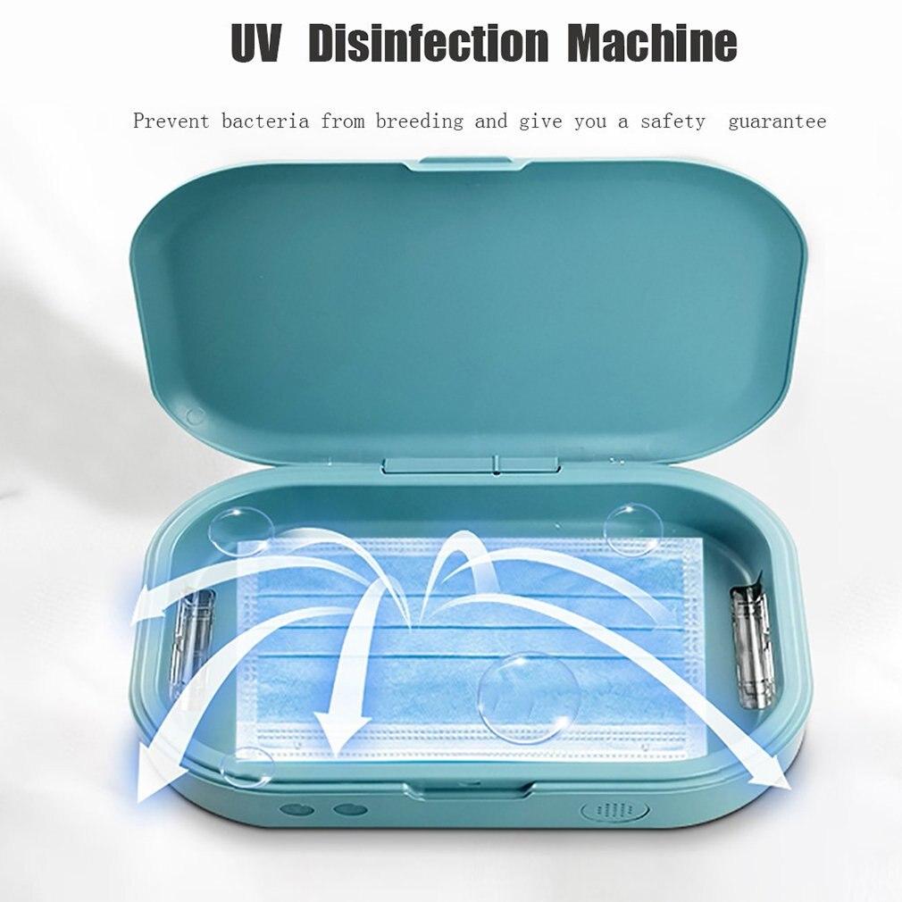 Masques mobiles stérilisateur UV Machine de purification multifonctionnelle clé boîtes de stérilisation de téléphone portable
