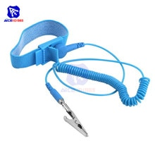 diymore Cordless Clip Antistatic Bracelet Anti Static ESD Wristband