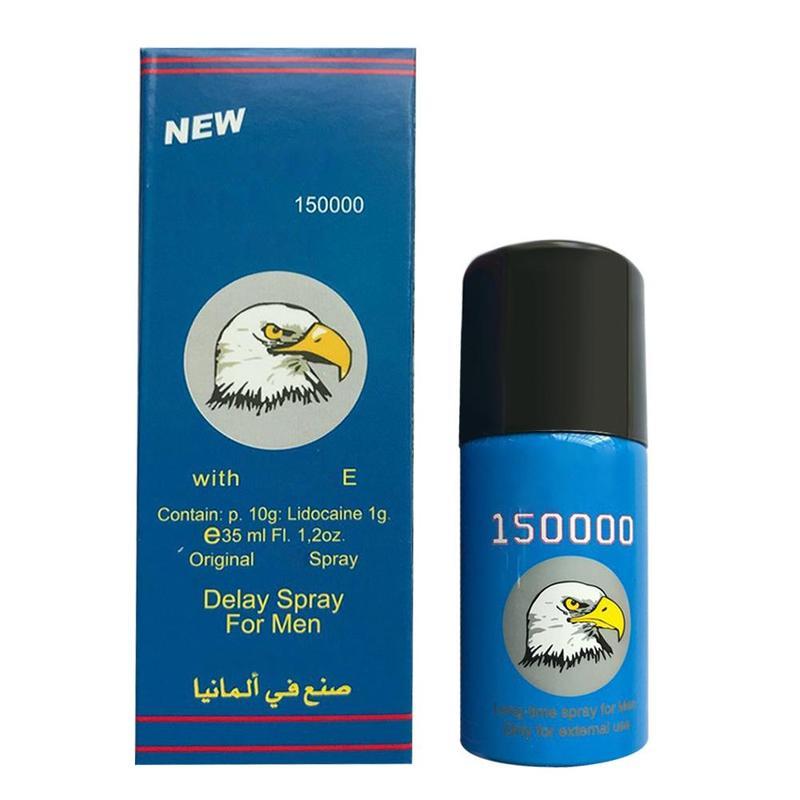 150000 men's spray male time delay spray lubricant Male delayed spray external spray