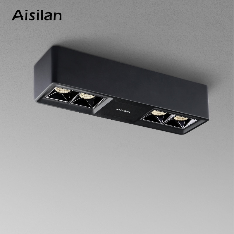 Фото - Aisilan new design LED surface mounted downlight ceiling spot light living room bedroom Nordic No main light source design fashion source technical design
