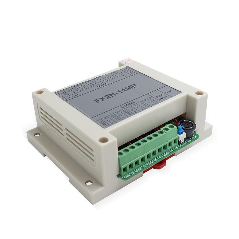 PLC الصناعية لوحة تحكم F-X-1-N-2-N-14MR مع قذيفة على الانترنت تحميل مراقبة تحكم للبرمجة