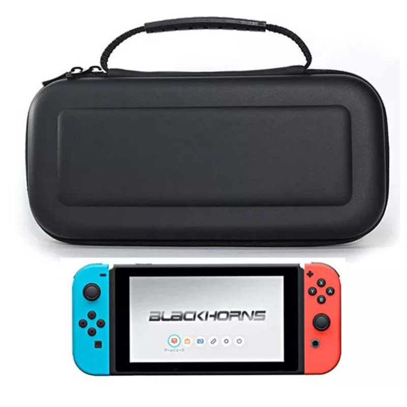 Custom Game Storage Pouches Bag Accessories Set For HyperX ChargePlay Clutch™ Charging Travel Carrier Cases For Nintendo Switch™