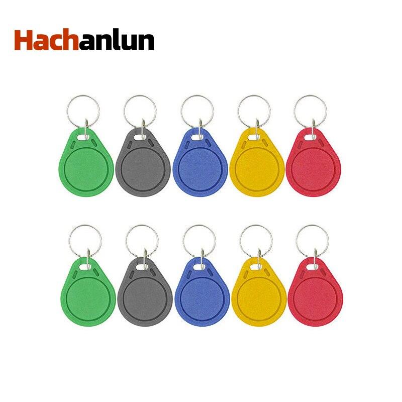 13,5 MHZ CUID Veränderbar MF S50 1K IC Schlüssel Keyfobs Token Tags S50 NFC Klon Kopie Block 0 Beschreibbar 14443A 30/100 Teile/los