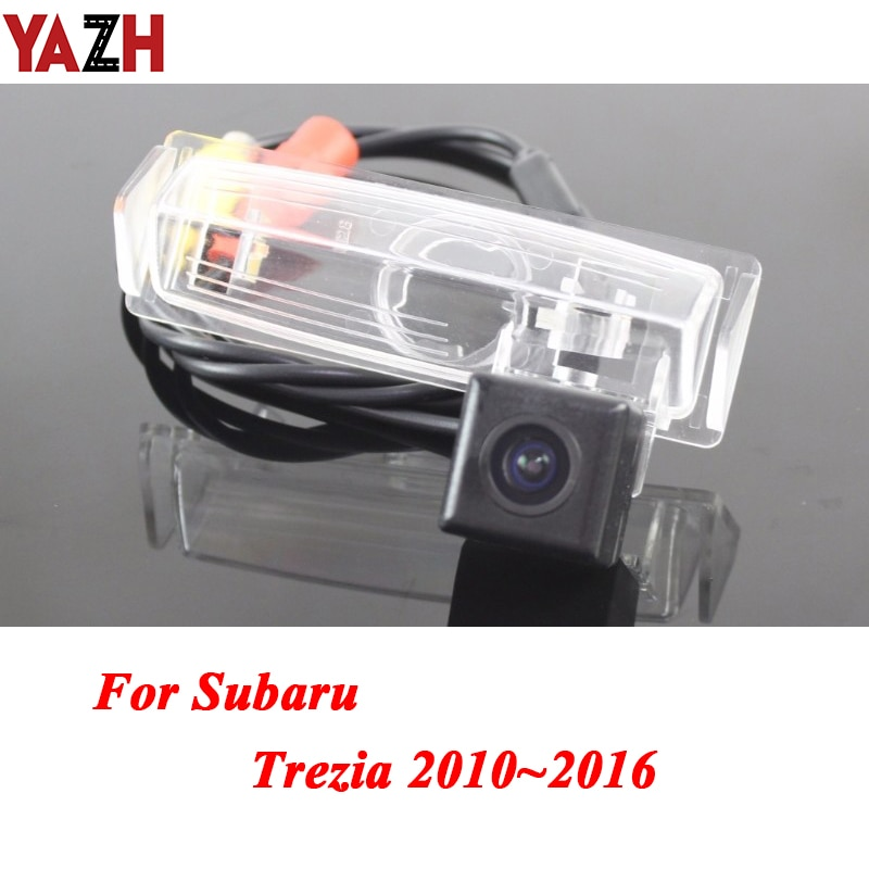 HD Vehicle Camera For Subaru Trezia 2010~2016 Rear View Camera Reversing Camera Car Back up Camera HD CCD Night Vision