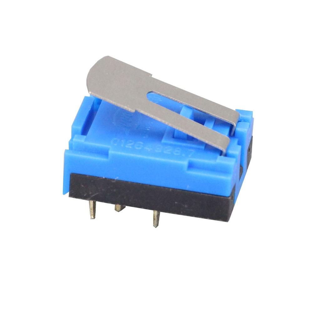 Interruptor de Reinicio síncrono Bipolar 10 Uds corto/vástago largo 6 Pin dos etapas