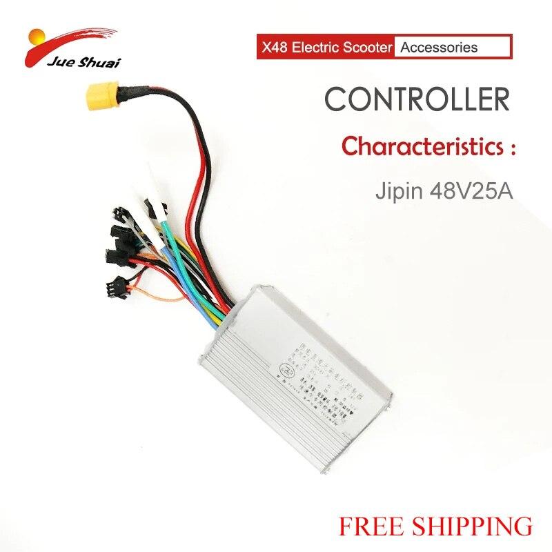 Controlador para patinete eléctrico, controlador de largo alcance de alta velocidad para...