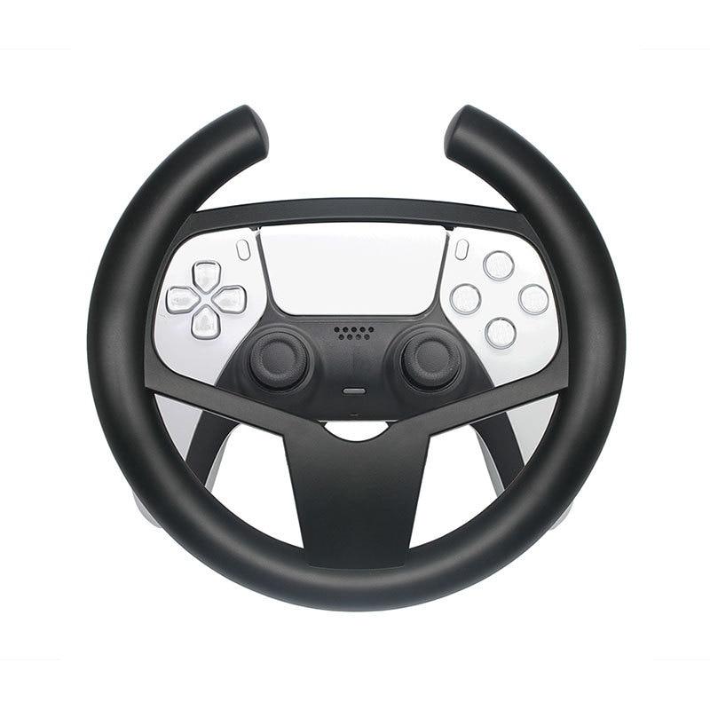 310mm racing steering wheel pu steering wheel flat racing steering wheel 4 buttons game steering wheel steering wheel Gaming Controller Car Steering Wheel Driving Gaming Racing Wheels for ps5 controller