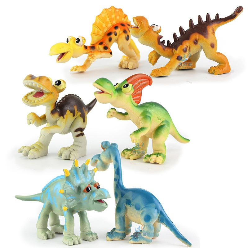 hot soft cute simulation dinosaur Hot Dinosaur Jurassic Wild Life Model Toy Set Action Figure Dinosaur Children Simulation Toys For Boys Xmas Gift Home Decoration