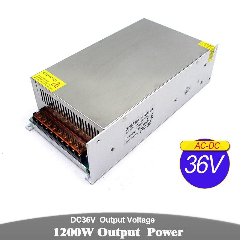 DC interruptor de suministro de energía 12V 12V 13,8 V 15V 18V 24V 28V 30V 32V 36V 42V 48V 48V 55V 60V 70V 80V 90V 600W 720W 800W 1000W 1200W transformadores