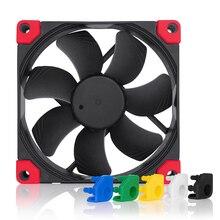 Noctua NF-A9 PWM chromax.black.swap 92mm radiator fan quiet  92x92x25mm For Computer case CPU cooler Cooling