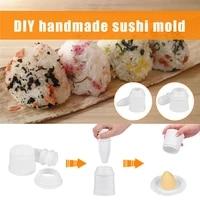arancini maker mold diy rice ball press maker kitchen meat balls mold reusable sushi tool handmade bento mould