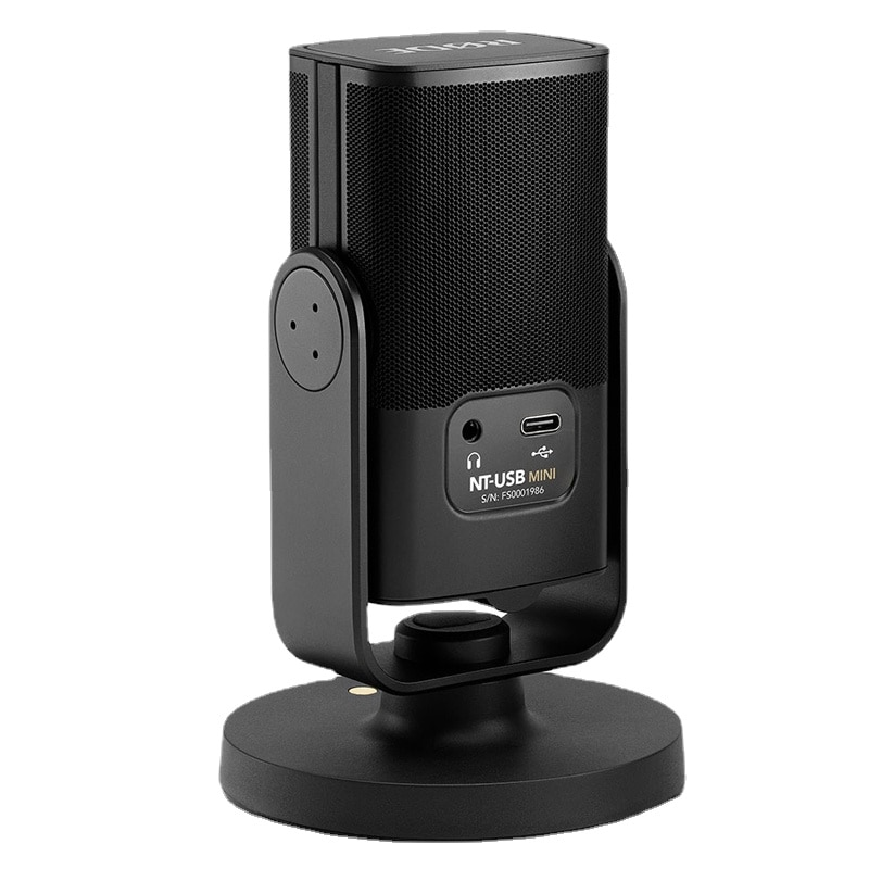 Mini Recording Microphone Laptop Microphone Musical Instrument Dubbing Karaoke Game Singing Live Stream Microphone Sound