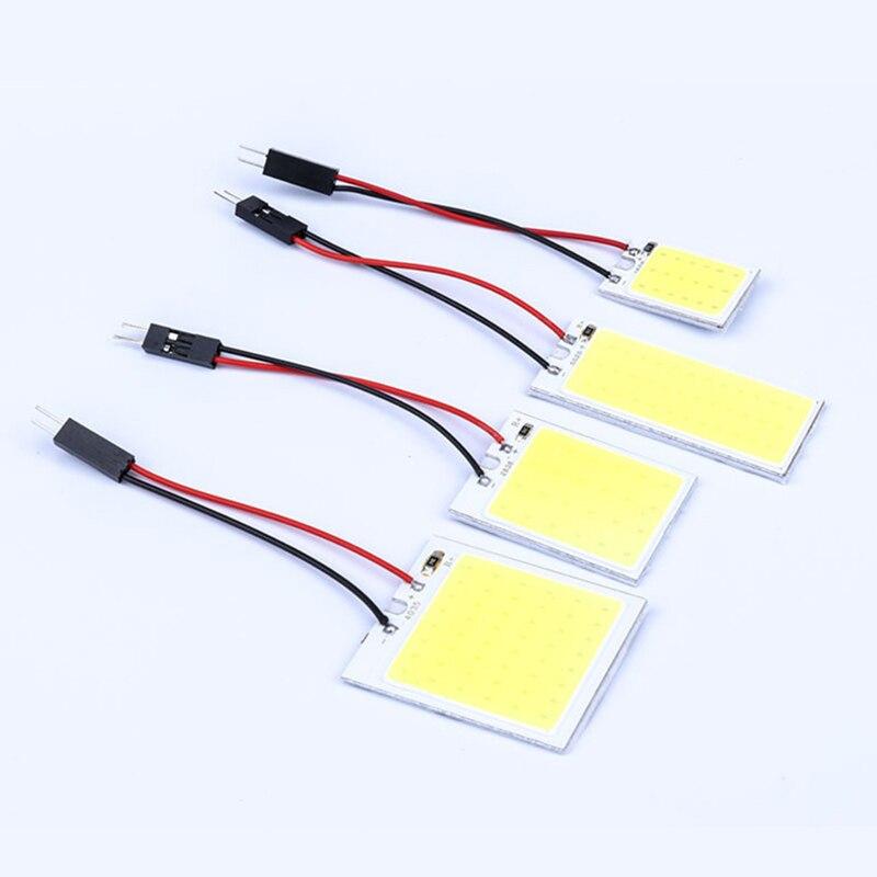 Mini T10 LED Car Light 3W 12V Turn Signal Light Super Bright Panel Lights Reading Lamp Car Interior Lamp Bulb Car Accessories
