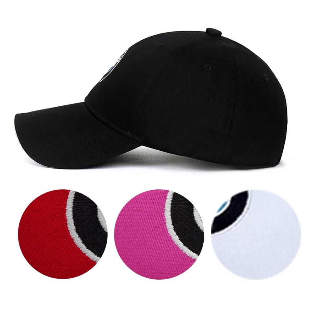 Baseball Cap With Logo For BM Hat Outdoor Sports Sunhat Men Women Auto Casquette Gorras Hombre Luxe Adjustable Embroidery Emblem