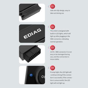 Image 4 - EDIAG P03 ELM327 Bluetooth WIFI V1.5 PIC18f25k80 чип диагностический сканер elm 327 V1.5 для OBDII OBD2 транспортного средства android IOS Torque