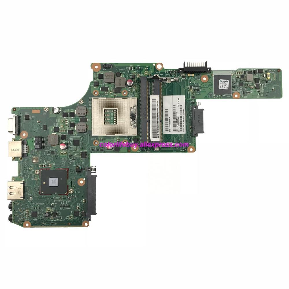 Placa mãe para notebook toshiba, v000245010 pro, satélite l630 l635