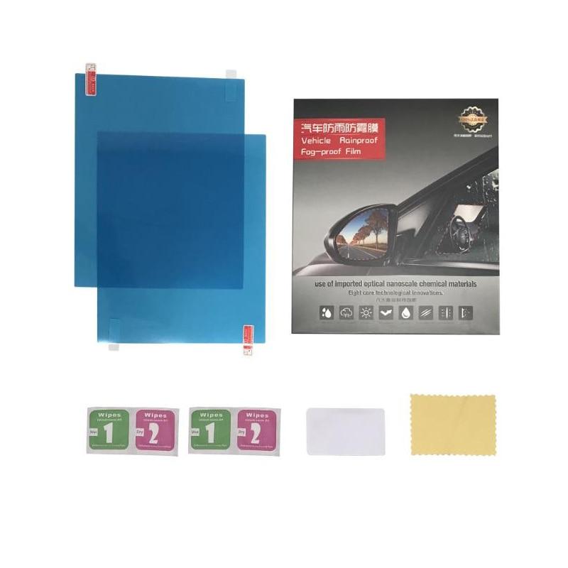 Anti Nebel Auto Aufkleber Auto Spiegel Fenster Klar Film Auto Rückspiegel Schutz Film Wasserdicht Autoaufkleber Aliexpress