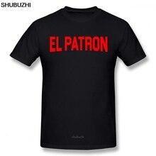 Orange Is The New Black T Shirt Narcos El Patron T-Shirt Cotton Classic Tee Shirt Short Sleeve Graphic Man Cute Tshirt sbz8396