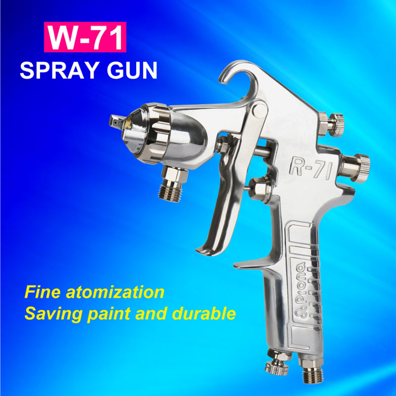 R71 Paint Spray Gun Hand Manual Sprayer Pneumatic Tool