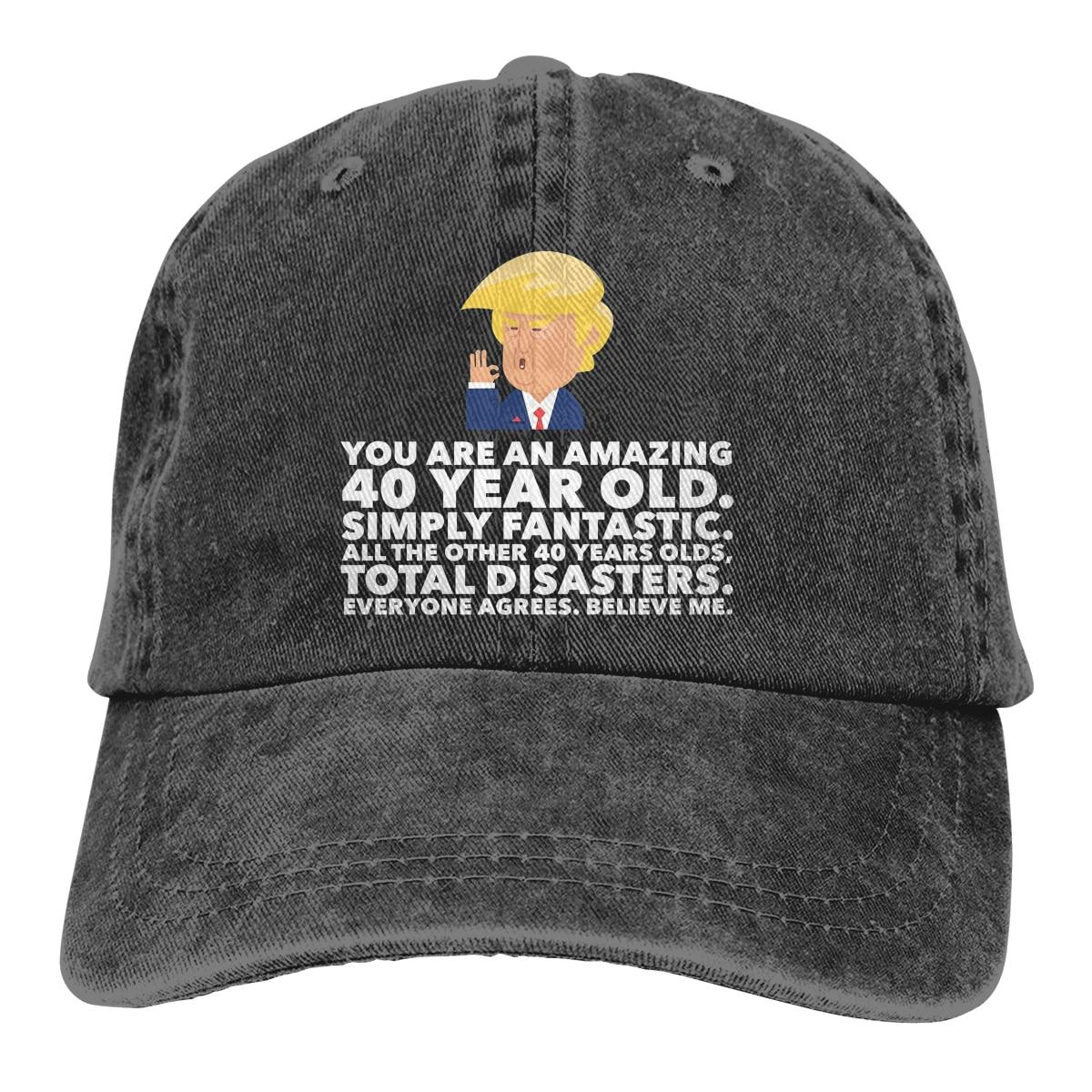 Funny 40th Birthday Hats