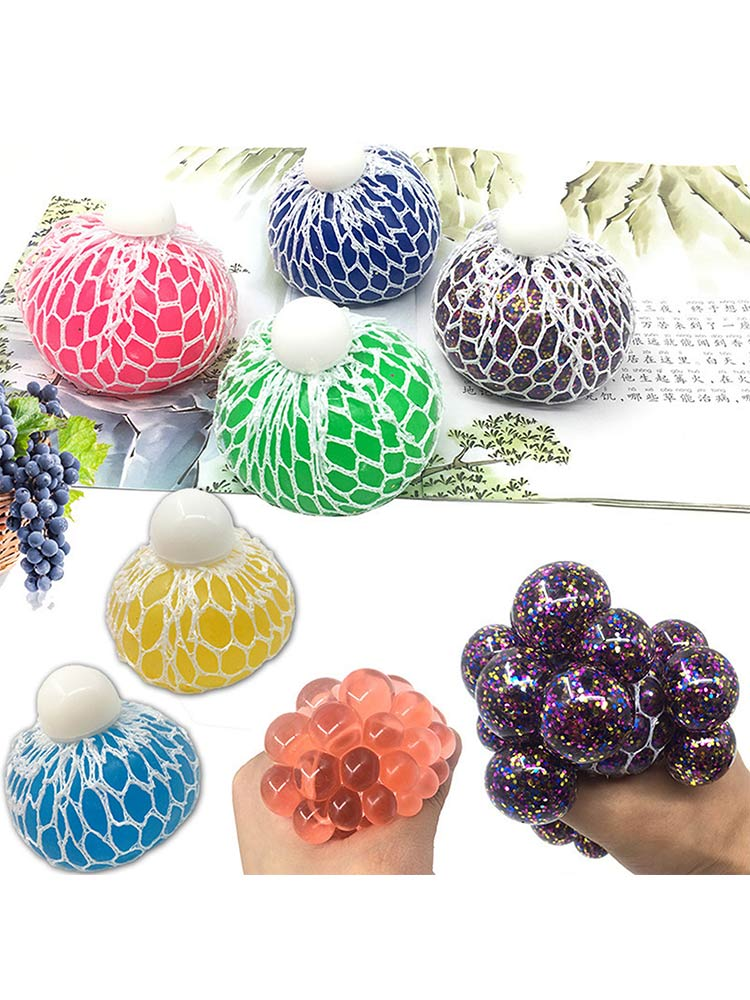 Spot 23 Pcs Fidget Sensory Toy Set Decompression Ball Toy Suit Safe Educational Gameplay Stress Relief Toys For Children Adults enlarge