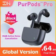 ZMI PurPods Pro Black Global Version ANC Wireless Headphones Bluetooth 5.2 Wireless Earphones Waterp