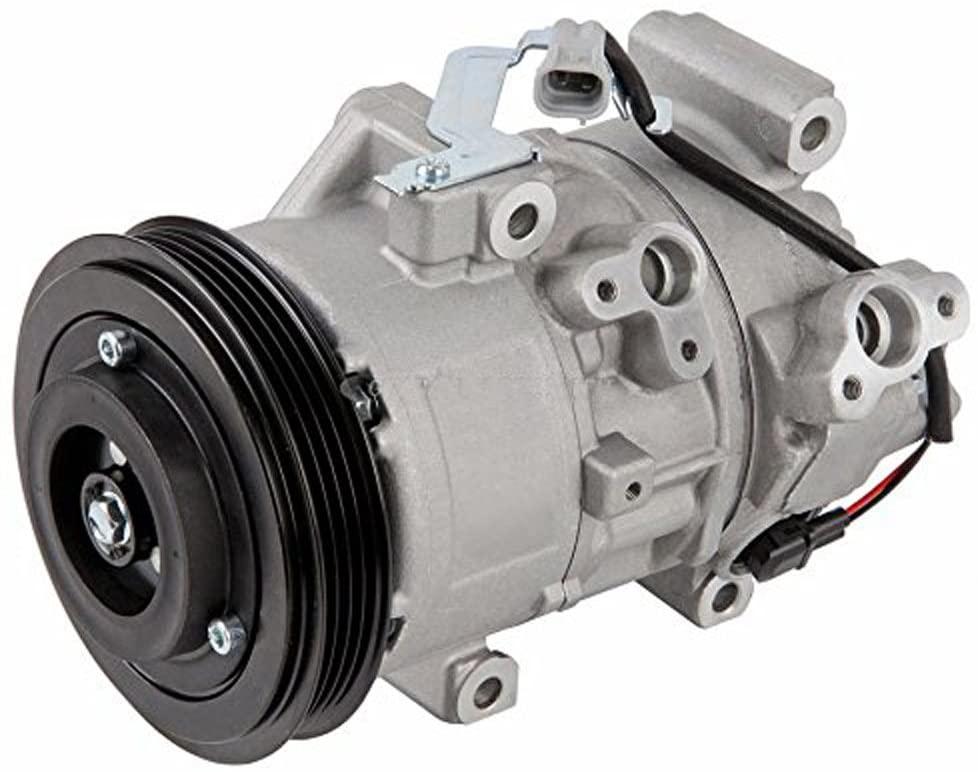 Holdwell 4PK compresseur ca 447260-1174 pour Toyota Yaris 2007-2013 Denso 5SE11C