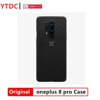 100% original and new  OnePlus 8 Pro Fiber Full Cover Case Standstone Case Black Blue Color for One plus 8 pro