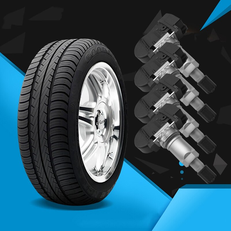 Banden pressure sensor tire 4Pcs Rdks Voor Tesla Model S 10/2014-06/2019 103460200A Band pressure Sensor Tpms tire banden
