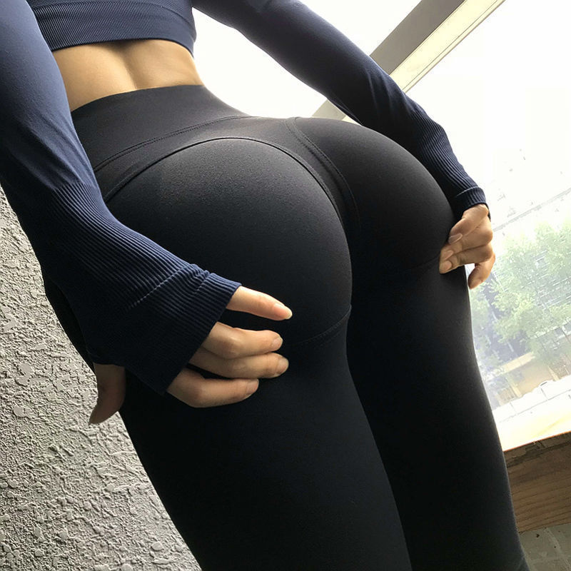 Sport Women Yoga Leggings with Pockets Female Running Pants Comfortable Workout Gym Athletic