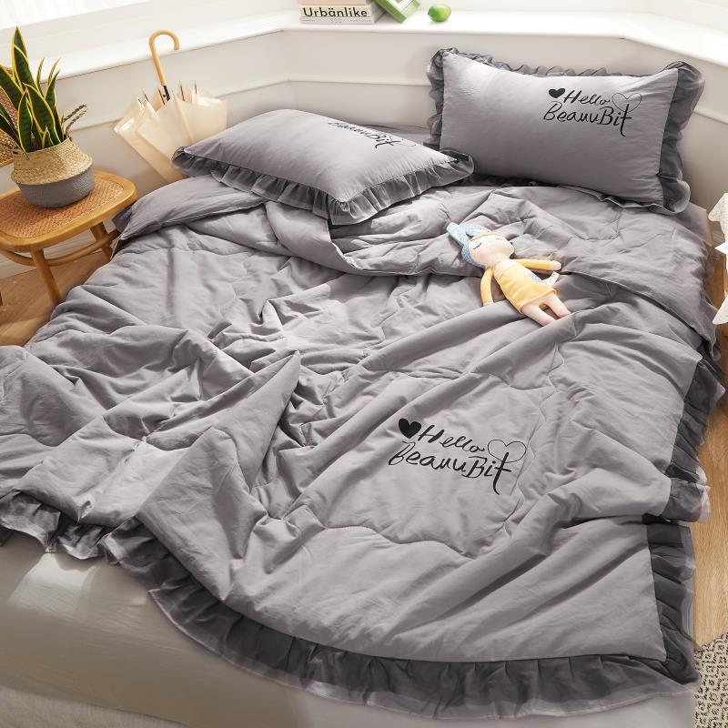لحاف مجموعة 4 قطعة مع 1 لحاف السرير ورقة 2 المخدة 1 مجموعة 4 قطعة مجموعة أنيق الصيف لحاف بطانية التوأم إلى سوبر الملك الحجم غطاء السرير