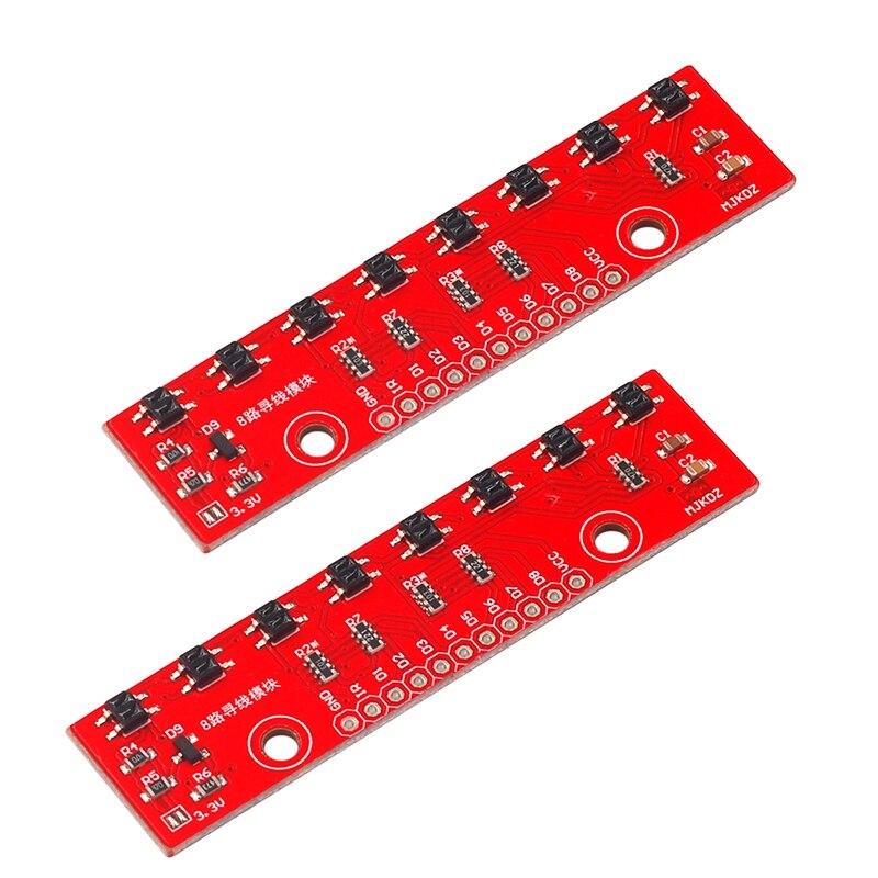 Acht-Way Tracking Module 8-Way Tracking Module Tracing Module