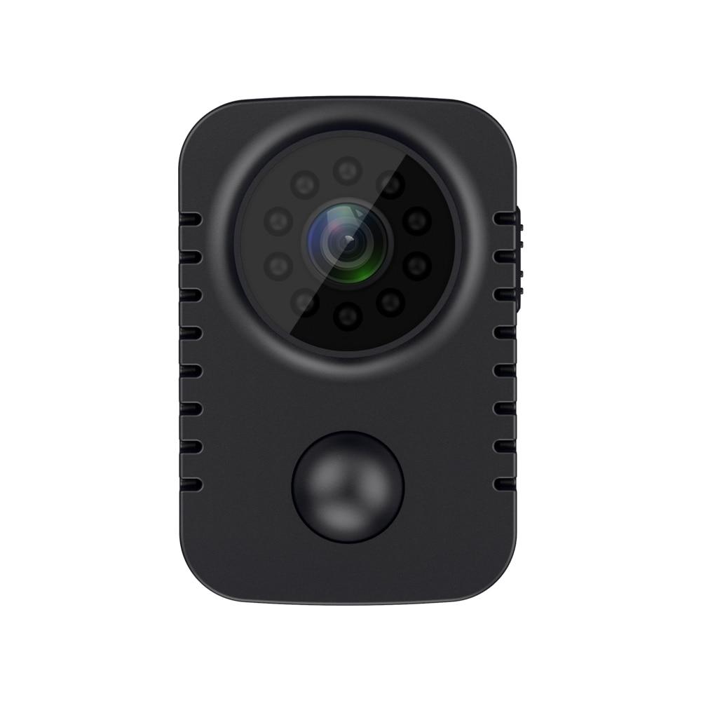 HD كاميرا يمكن حملها بالجسم اللاسلكية 1080P كاميرات جيب الأمن الحركة المنشط كاميرا مربية صغيرة للسيارات الاستعداد PIR Espia كاميرا ويب العمل 8 ساعات