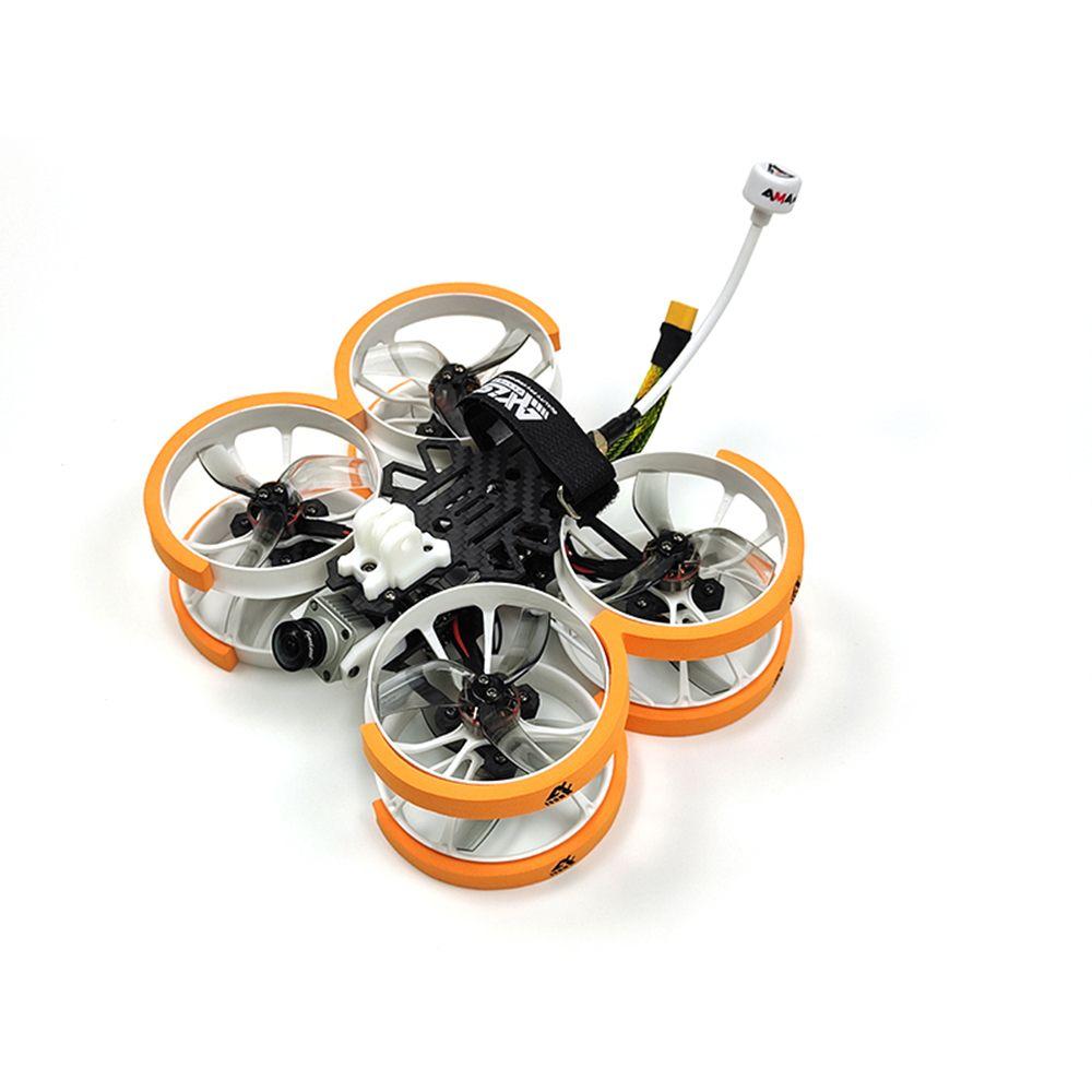 Axlsflying سلاح الجو برو HD X8 125 مللي متر F7 4S 2.5 بوصة FPV سباق Drone أجهزة الاستقبال عن بعد PNP BNF w/ Caddx فيستا سديم الرقمية نظام