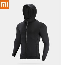 Youpin Cottonsmith светильник Бег быстро высыхающая куртка мужская светильник дышащий Свитшот Фитнес тренировочные пальто с длинными рукавами