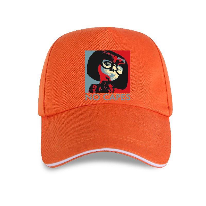 Incredibles - edna mode no capes Cool hot fashion Baseball cap Cotton Fashion