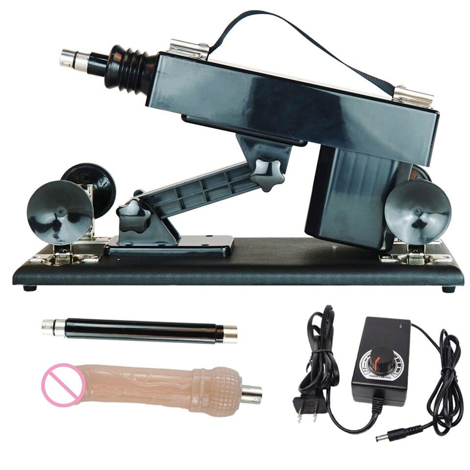 آلة الجنس FREDORCH للنساء مع قضبان اصطناعية تمديد قضبان التلقائي قابل للسحب آلة الحب الإناث الاستمناء ضخ بندقية