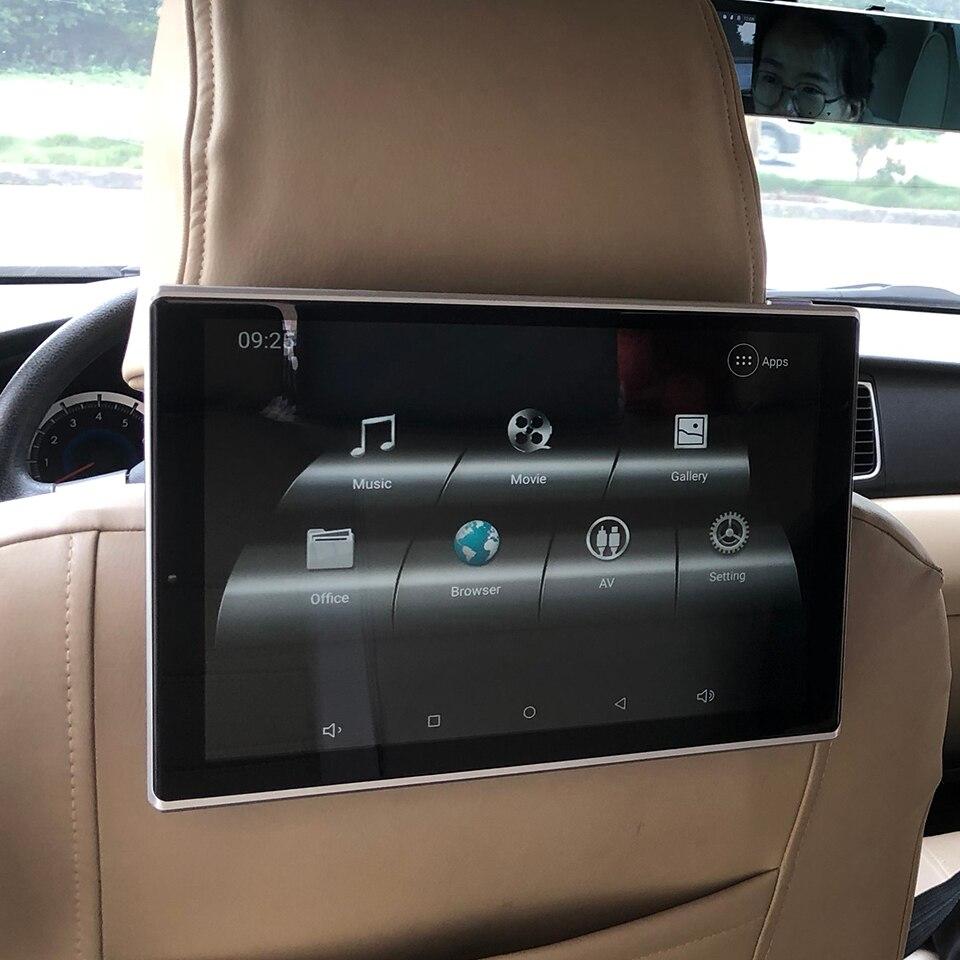 Coches con reproductor de DVD en cabecero, Monitor de TV para Lexus GS Class Android 9,0, sistemas de entretenimiento para asiento trasero, reproducción 4K HD