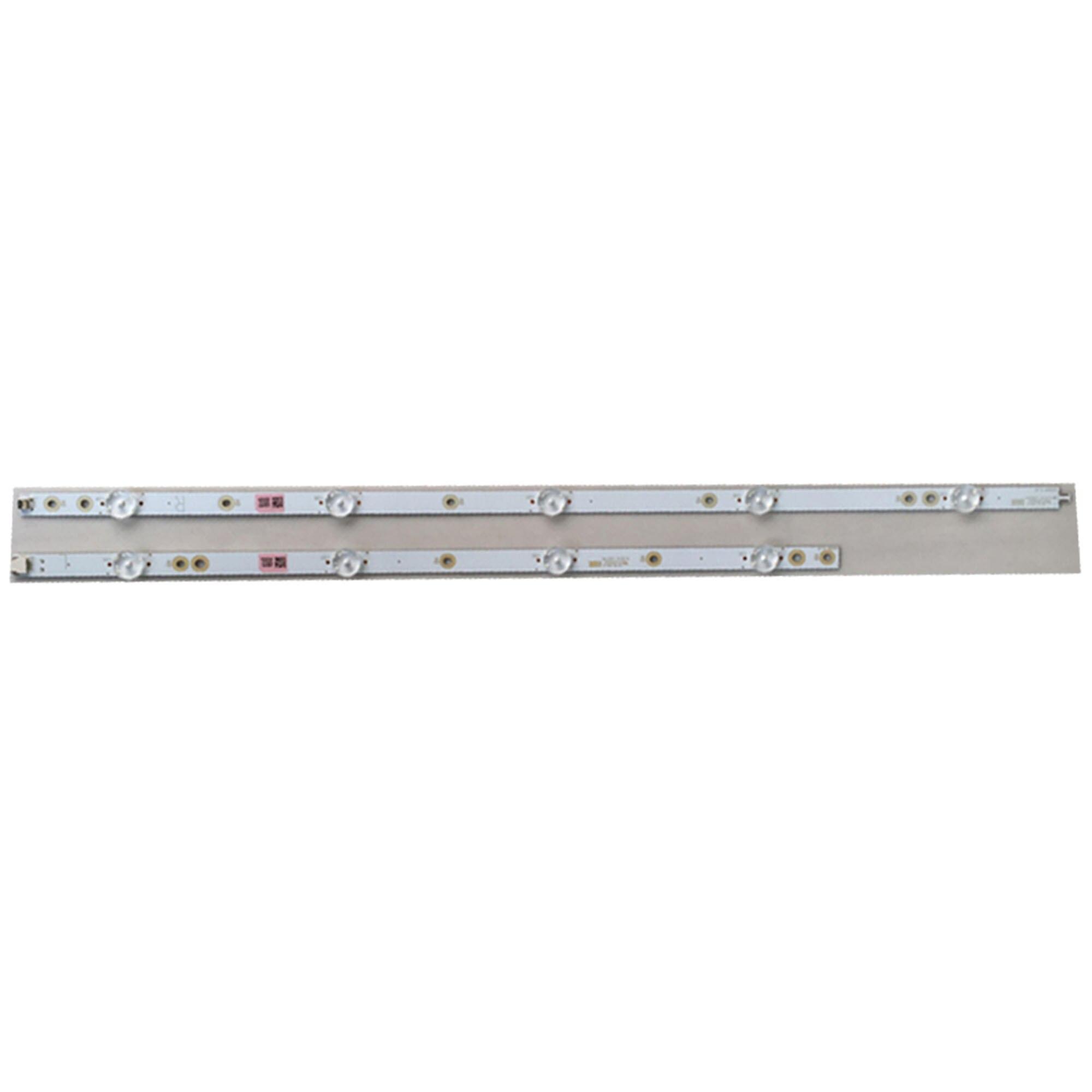 Tira de led para iluminación trasera 6 lámpara para la INSIGNIA de NS-32DR310NA17 TH-32D500C JL.D32061330-004BS-M 318AS 10151A 4C-LB320T-JF4 LED-32B750