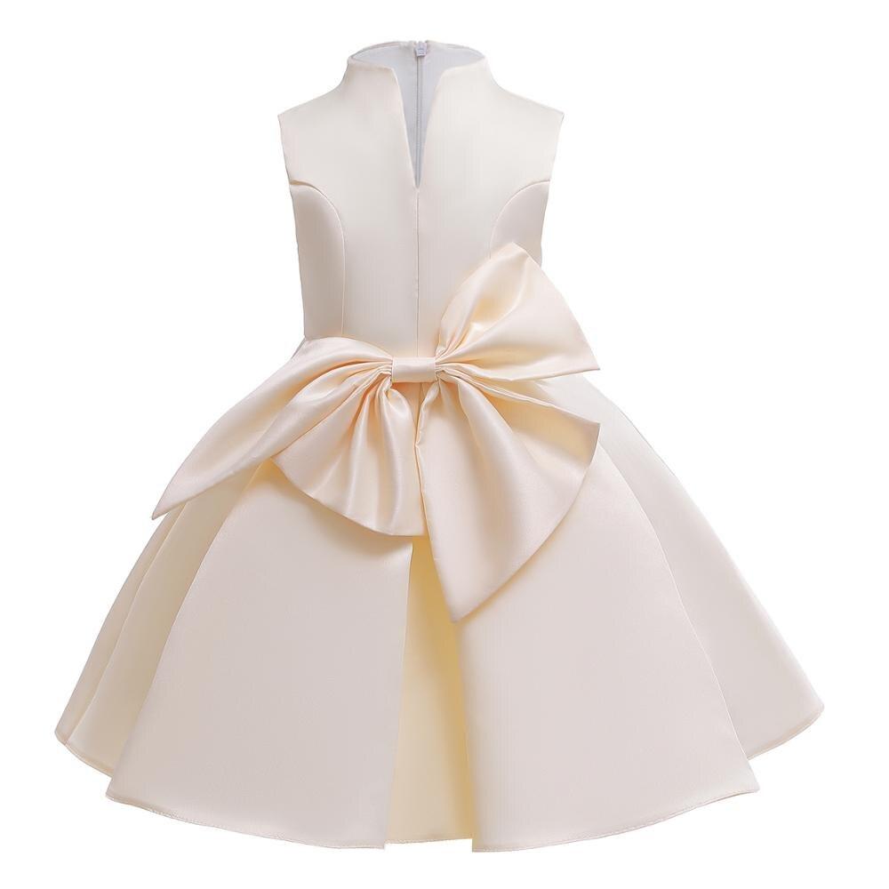 Vestido de fiesta de diseño de vestir para niña bebé, niña, disfraz de princesa para niños, ropa formal de Ceremonia de Navidad para niña