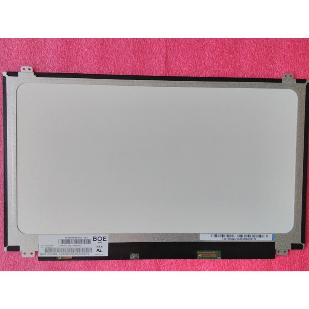 شاشة لاب توب LCD NT156WHM-N32 V8.0 15.6 WXGA HD 1366X768 LED 30 دبابيس الصف أ + + + عرض مصفوفة استبدال