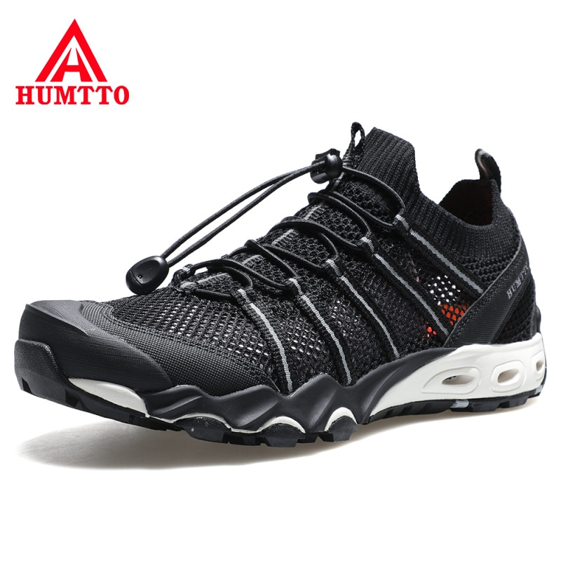 humtto summer men sandals 2021 breathable beach sandals for men's outdoor water mens hiking camping fishing climbing aqua shoes HUMTTO New Summer Hiking Shoes for Men Outdoor Trekking Sneakers Climbing Sport Walking Mens Water Shoes BreathableBeach Sandals